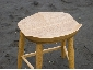 SUN SET STOOL oak