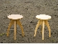 CROWN STOOL oak ash